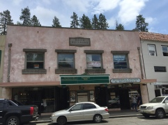 Placerville Gold Ruch town