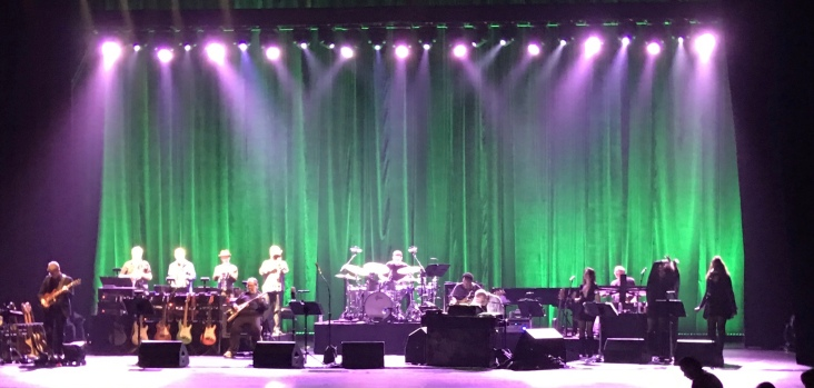 Steely Dan concert in Las Vegas
