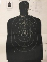 My target
